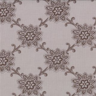 Moda Le Bouquet Francais by French General - 3226 - Calantha Floral on Grey 13665 15